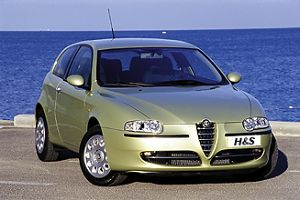 Alfa Romeo 147 1.9 JTD - 110 PS