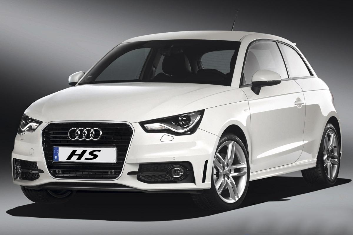 Audi A1 1.4 TFSI - 185 PS