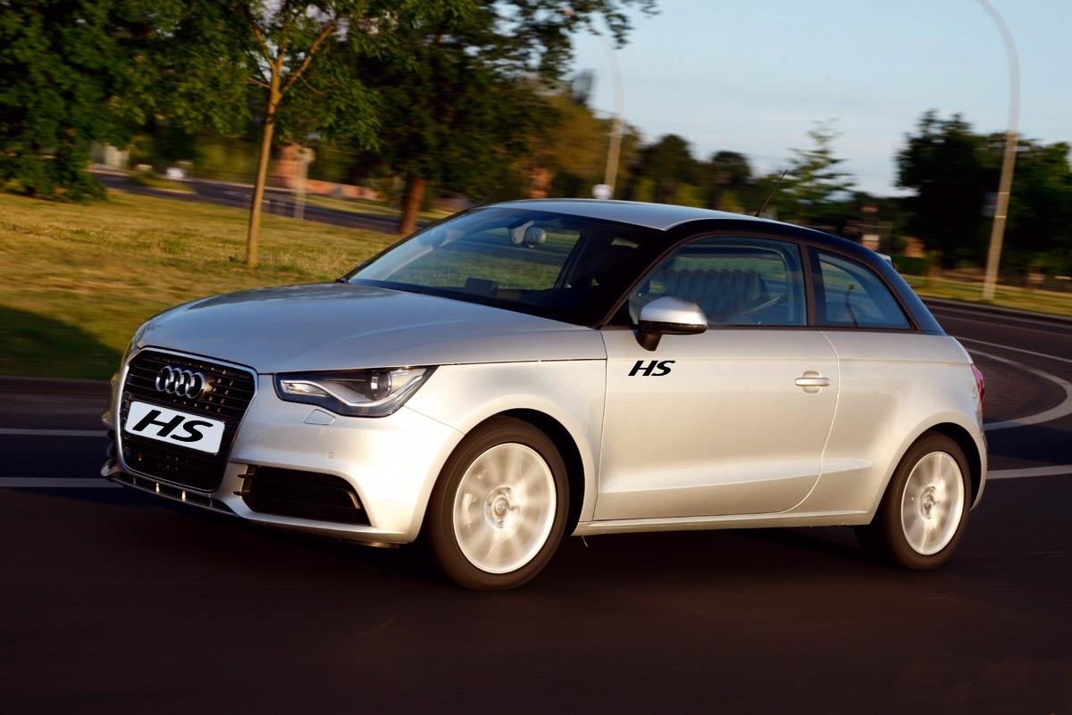 Audi A1 1.6 TDI - 105 PS