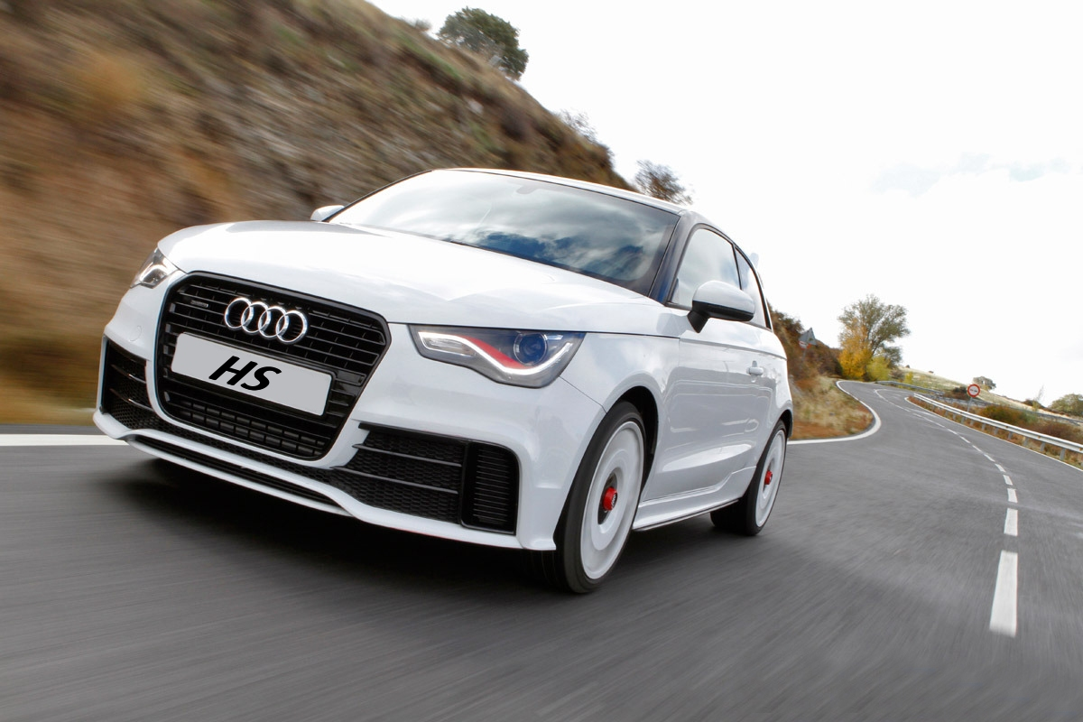 Audi A1 2.0 TFSI Quattro
