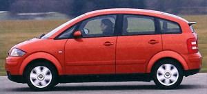 Audi A2 1.4 TDI - 90 PS