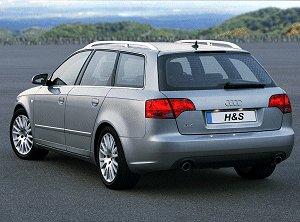 Audi A4 1.8 T - 163 PS