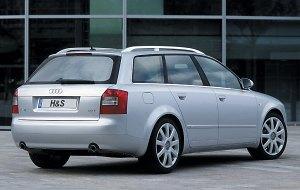 Audi A4 1.8 T - 190 PS