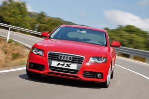 Audi S4 B8 3.0 TFSI - 333 PS