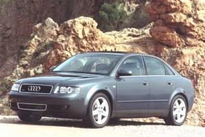 Audi A4 1.9 TDI - 130 PS - 6-Gang