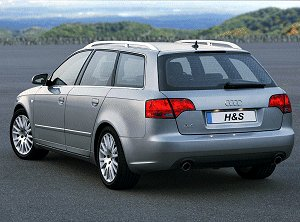Audi A4 2.0 TFSI - 220 PS