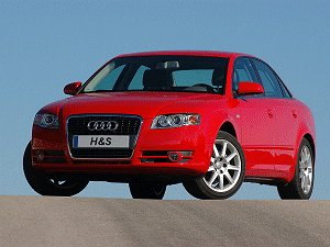 Audi A4 2.5 TDI - 163 PS