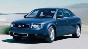 Audi A4 2.5 TDI V6 - 155 PS