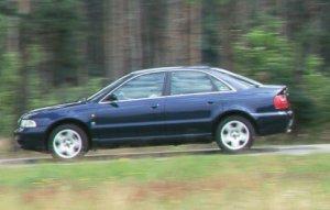 Audi A4 2.8 - 193 PS
