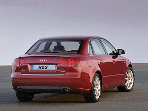 Audi A4 3.0 TDI - 204 PS