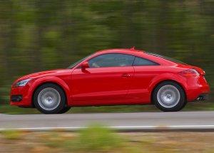 Audi TT 2.0TFSI Stufe 2