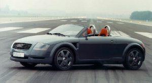 Audi TT Roadster - 180 PS