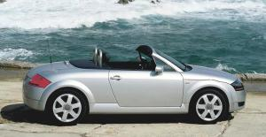 Audi TT Roadster quattro - 225PS