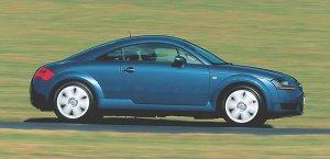 Audi TT Coupe - 180PS