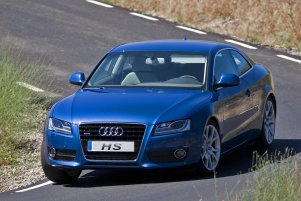 Audi A5 3.0 TDI - 204 PS
