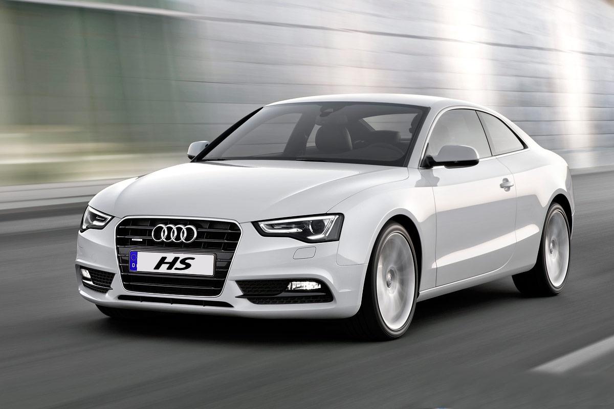 Audi A5 2.7 TDI V6