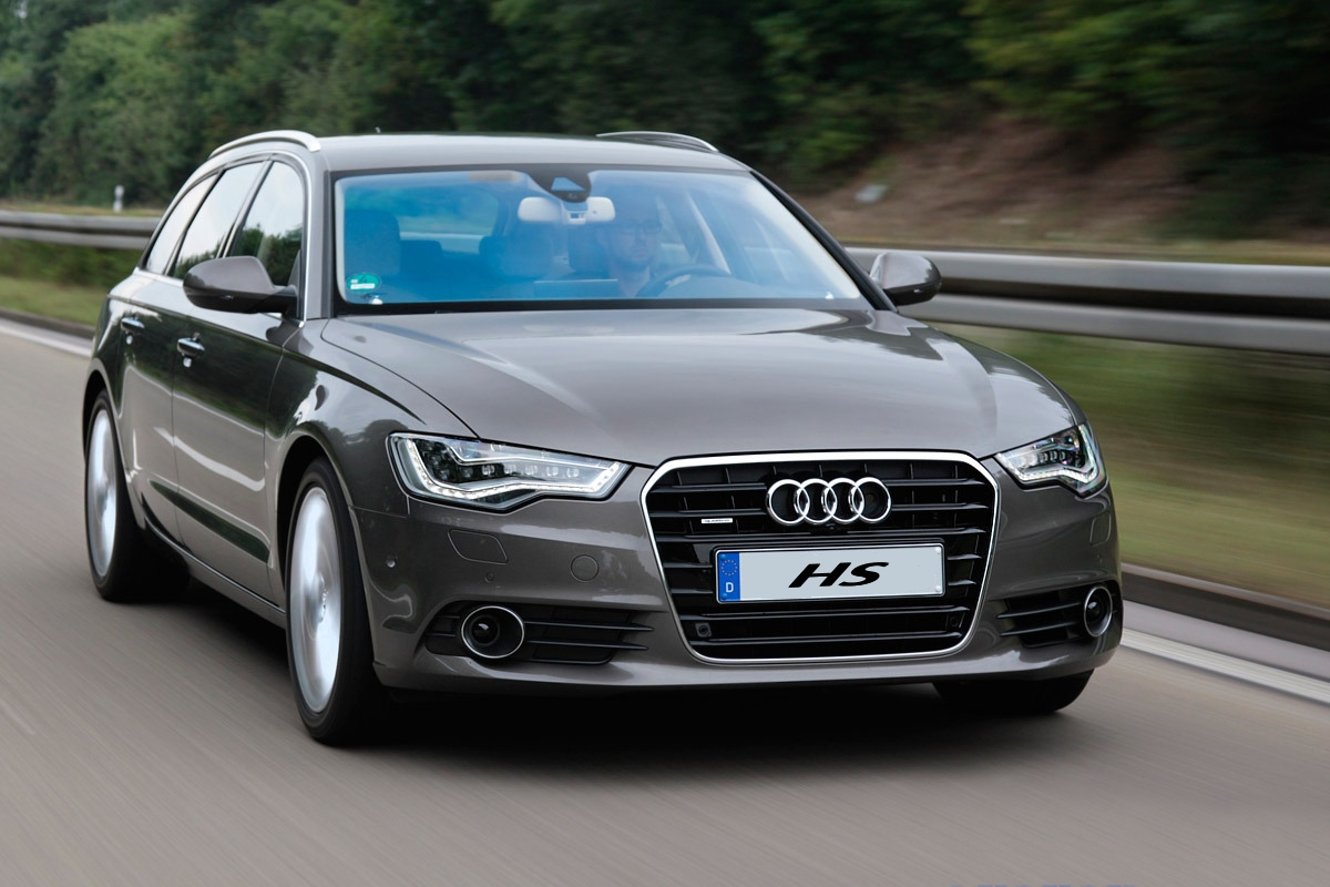 Audi A6 3.0 TDI Biturbo - 313 PS - Stufe 2