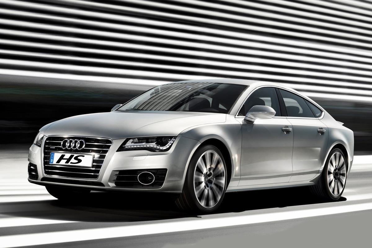 Audi A7 3.0 TDI - 245 PS - Stufe 2
