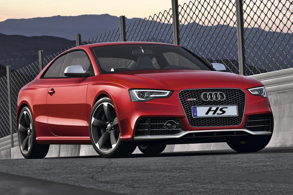 Audi RS5 Stufe 2