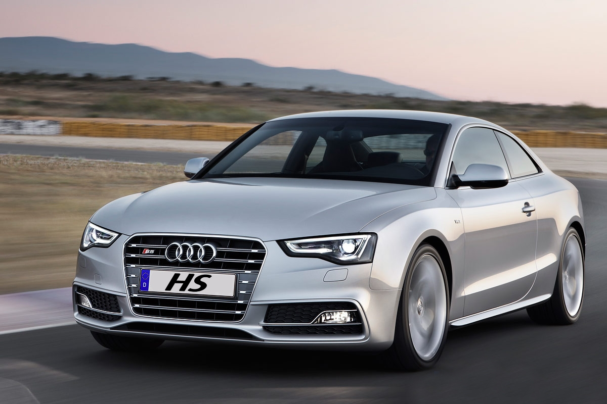 Audi S5 4.2 FSI V8