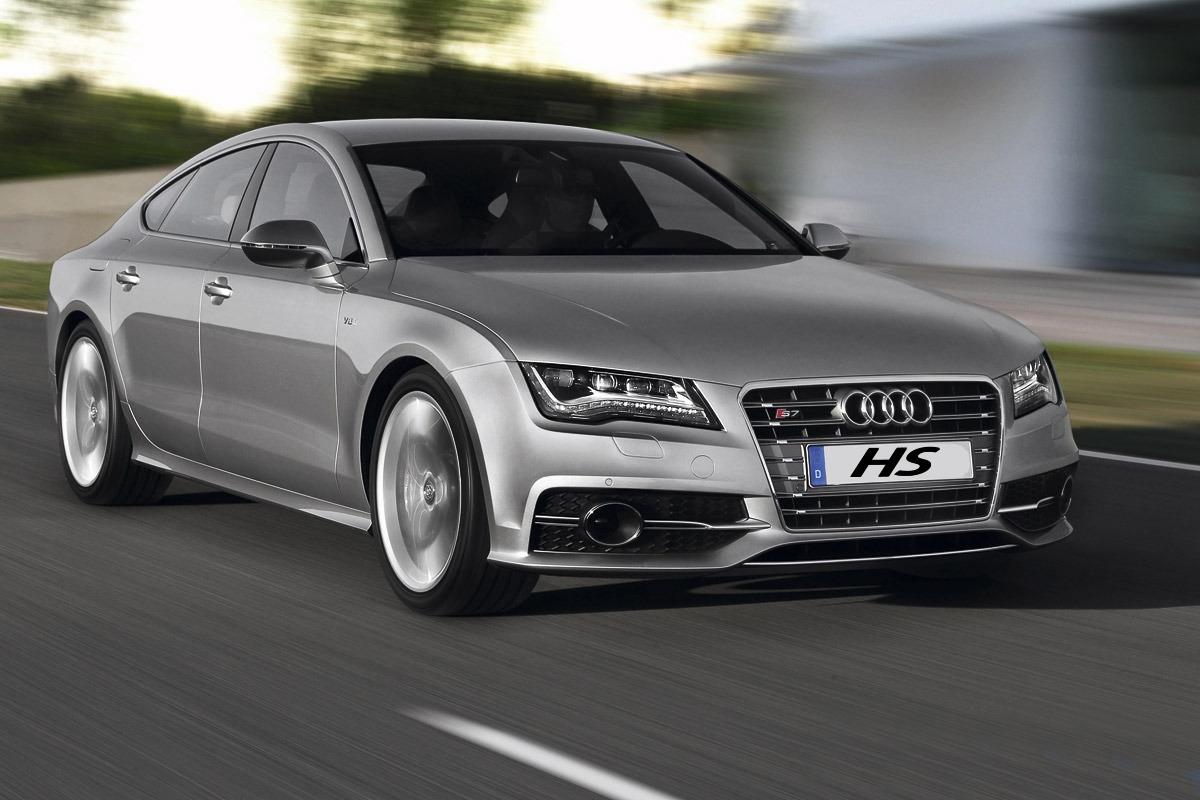 Audi A7 4.0 TFSI RS7