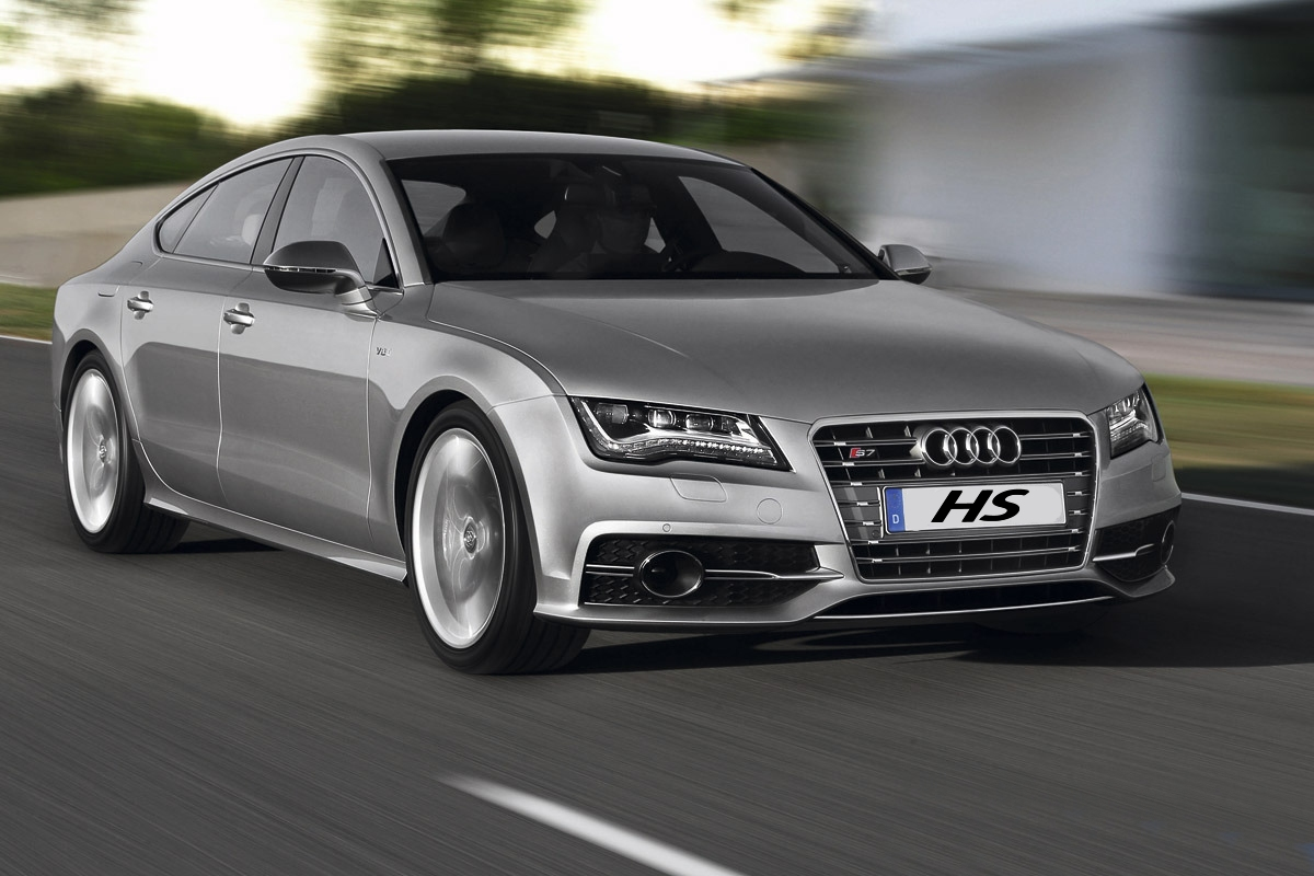 Audi S7 4.0 TFSI V8 – 420 PS – Stufe 2