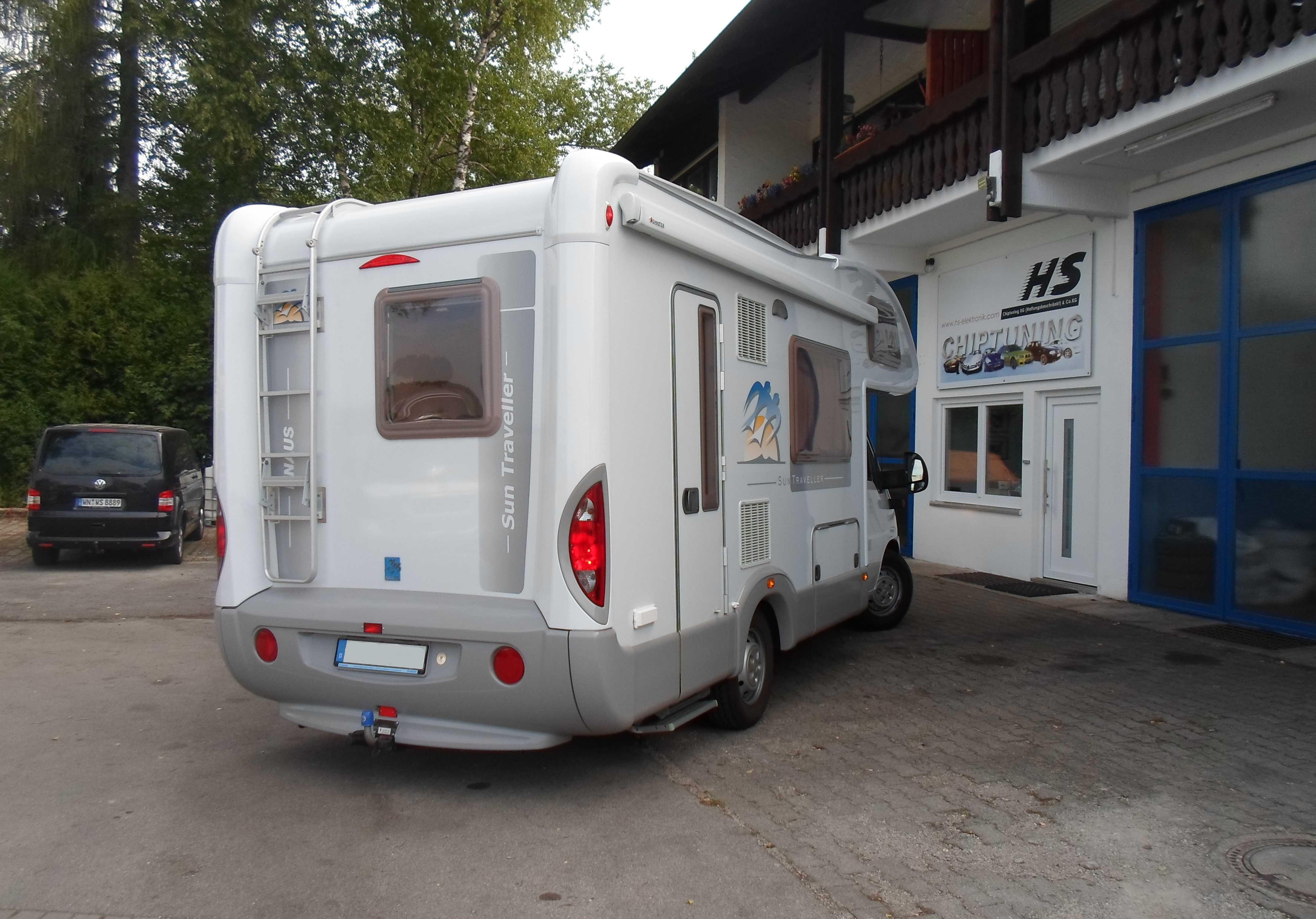 FIAT DUCATO WOHNMOBIL 2.8 JTD 94 KW