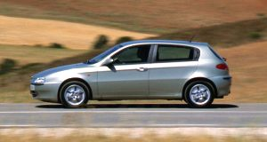 Alfa-Romeo 147 1.9 JTD