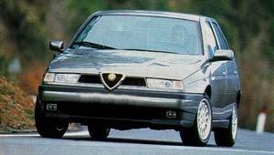Alfa Romeo 155 TD