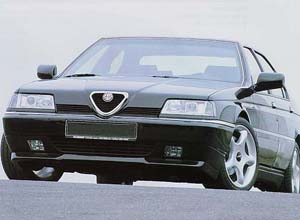 Alfa Romeo 164 TD