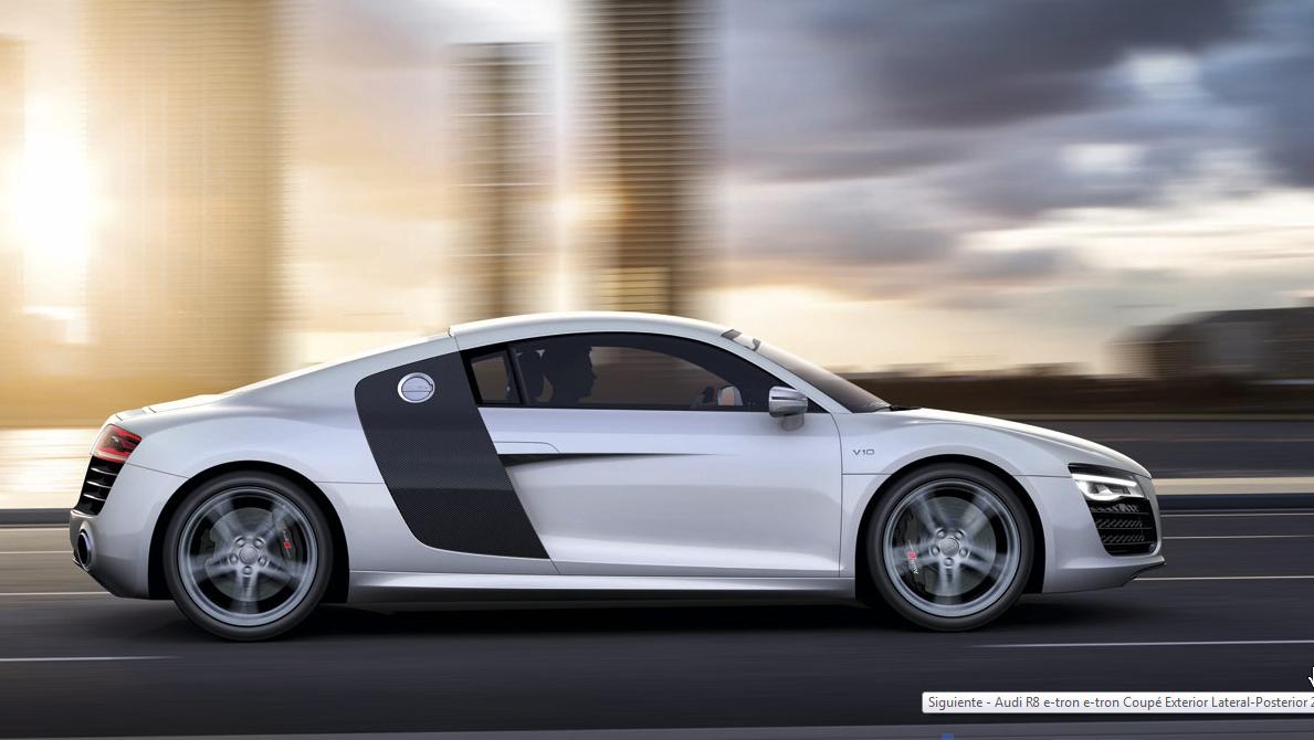 Audi 4.2 V8 R8