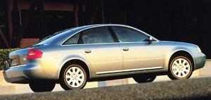 Audi A6 2.5 TDI - 155 PS