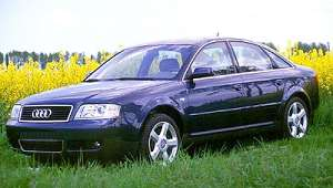 Audi A6 3.0 - 220 PS