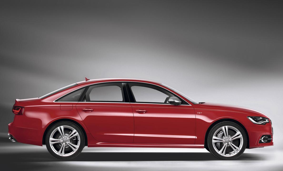 Audi S6 C7 4.0 TFSI