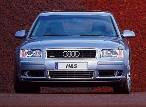 Audi A8 3.0 TDI Sportversion