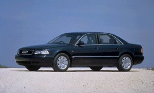 Audi S8 D2 4.2 - 360 PS