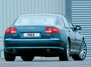 Audi A8 4.2 TDI / 326 PS