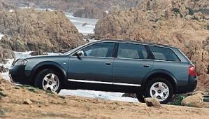 Audi allroad quattro 2.5 TDI