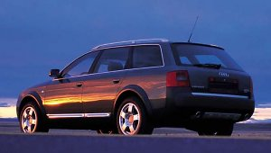 Audi allroad quattro 2.7 T