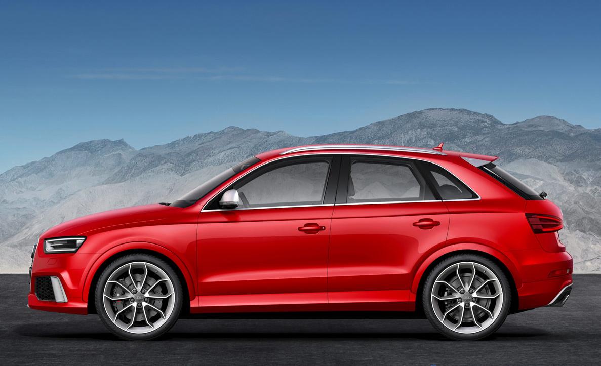 Audi RS Q3 Stufe 2