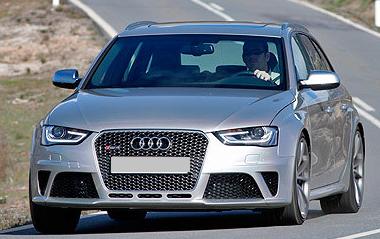 Audi RS4 Stufe 2