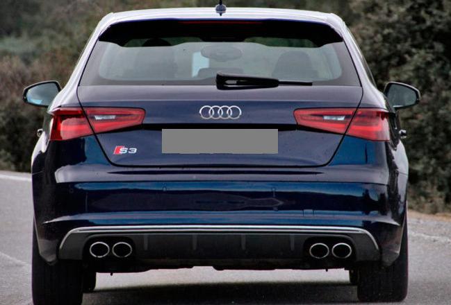 Audi S3 - 8V 300 PS