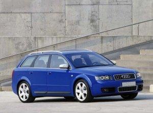 Audi S4 V8 4.2