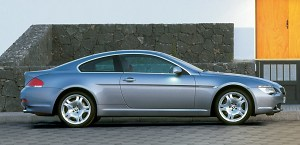 BMW 635d Sportversion