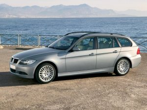 BMW 335i TwinScroll Turbo