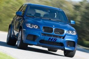 BMW X5 M50d Stufe 2